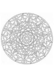 geometric coloring pages adults printable download pdf jpg