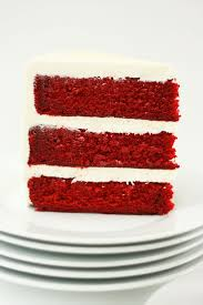 red velvet cake with white chocolate cream cheese frosting cake