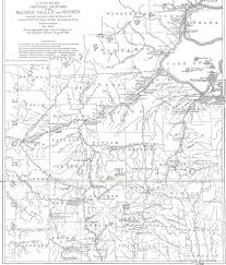 Map Of Northwest Ohio by The Old Northwest Notebook The