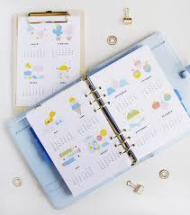 free printable planner calendar 2016 free printable design is yay calendar 2016 printable a5 calendar