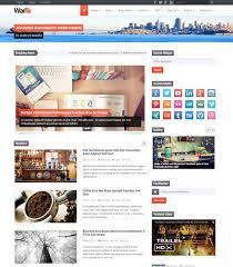 45 best blog bootstrap website templates web creative all