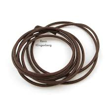 make leather cord bracelet images Leather cord wrap bracelet tutorial jewelry making journal jpg