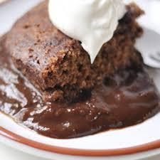 crockpot chocolate brownie pudding cake recipe chocolate cakes