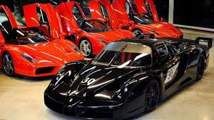 ferrari enzo custom michael schumacher u0027s garage sale ferrari enzo and fxx