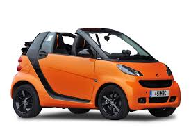 smallest cars new open top version of smartâ u20ac s smallest car released