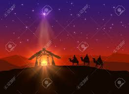christian background with and birth of jesus