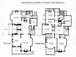 Victorian Queen Anne House Plans Old Victorian House Floor Plans U2013 Home Design Inspiration