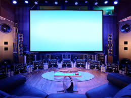 Home Theater Design Ideas Pictures Tips  Options HGTV - Home theater design