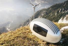 live off the grid in this solar powered u0027ecocapsule u0027 pod nbc news