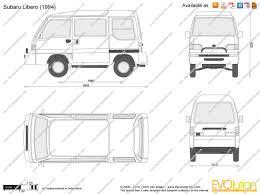 Subaru Libero Partsopen