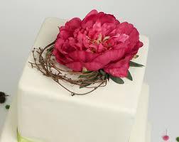 succulent wedding cake topper floral cake top decoration