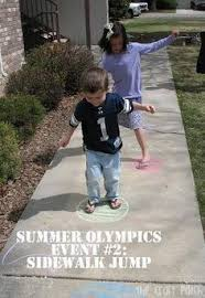 Backyard Olympic Games For Adults Backyard Olympic Games Host A Party For The Olympics Right In Your