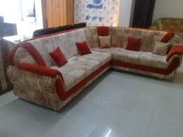 Designer Corner Sofa In Naroda Road Ahmedabad Manufacturer - Corner sofa design