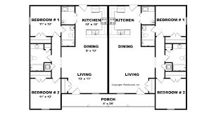 modern fourplex floor plan pinterest building plans online 76540