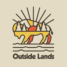 Outsidelands Map Outside Lands Bison Land Tee By Ryan Sprague Pavlov Visuals
