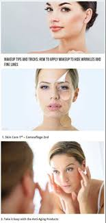 hair to hide forehead wrinkles 32 makeup tips that make wrinkles vanish the goddess