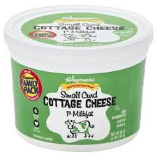 non dairy cottage cheese dairy wegmans