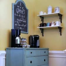coffe table coffee bar table buffet dresser kitchen design