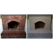 painting fireplace brick dact us