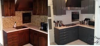 repeindre une cuisine en bois repeindre une vieille cuisine 17882 sprint co
