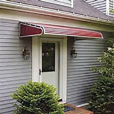 fabric window awnings door canopies window awnings ct aluminum fabric wood