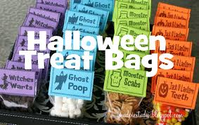 halloween loot bag ideas halloween loot bag tag u2013 festival collections