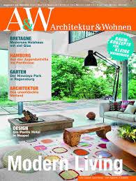 architektur und wohnen weniger ist mehr a w architektur wohnen mit titelthema modern