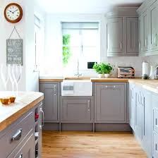 white and wood cabinets white and wood kitchen country kitchen with grey painted cabinetry