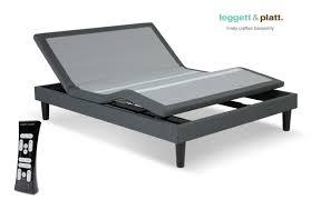 Leggett And Platt Adjustable Bed Frame Adjustable Bases From Leggett U0026 Platt Bed Planet