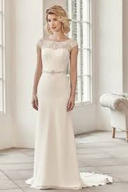 stylish one shoulder wedding dresses wedding dress sirens and