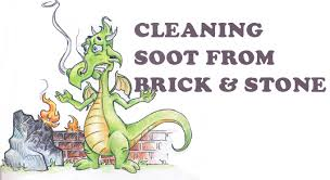 Clean Fireplace Stone by Simply Good Tips