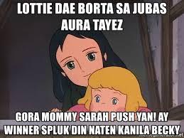 Sarah Memes - princess sarah memes meme generator