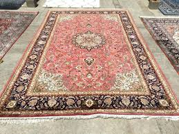pottery barn area rugs rug pads reviews kitchen throw ebay 8 10