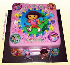 13 best dora u0027s cake images on pinterest dora cake dora birthday