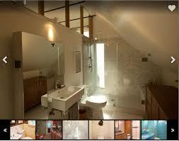 bathroom lighting sloped ceiling interiordesignew com