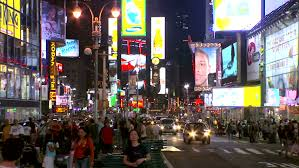ny tourism bureau york ny september 15 tourism and traffic on times square