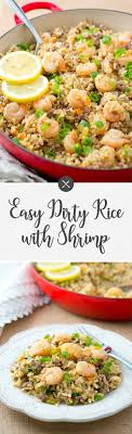 rice cuisine easy rice with shrimp delicious meets healthy