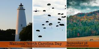 North Carolina how does light travel images National north carolina day september 28 national day calendar jpg