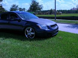 nissan altima 2005 on 22s new 20