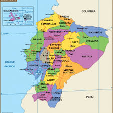 colombia map vector ecuador maps vector wall maps made in barcelona from netmaps