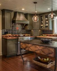 Kitchen Design Milwaukee Dark Kitchens Enduring And Relaxed Spaces Pb Kitchen Design