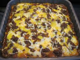 Low Carb Comfort Food Luscious Low Carb Three Cheese Enchilada Bake