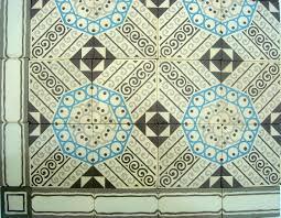 2 45m2 french art deco ceramic floor c 1930 the antique floor