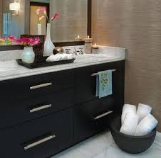modern bathroom decorating ideas bathroom decorating in blue brown colors chocolate inspiration