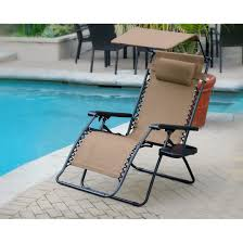 timber ridge zero gravity chair with side table furniture captivating sonoma anti gravity chair for comfy home