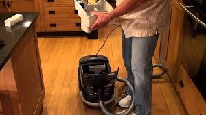 Vacuum Cleaner Laminate Floors Best Vacuum For Hardwood Floors Thevacuumfloorshq Com Youtube