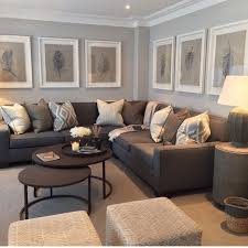 brown sectional sofa decorating ideas 42 best decorating ideas for livingrooms with dark color furniture