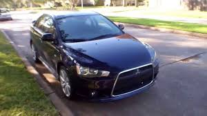 lancer mitsubishi 2014 2014 mitsubishi lancer gt walkaround by in wheel time youtube