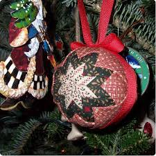 74 best no sew ornaments images on quilted ornaments