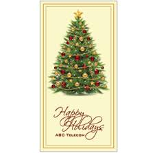 personalized unique business christmas cards and corporate holiday